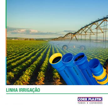 Linha Irrigação