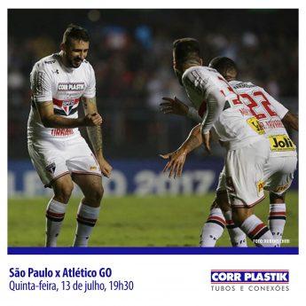São Paulo x Atlético GO
