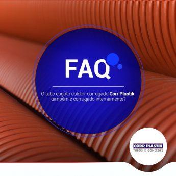 FAQ tubo corrugado PVC